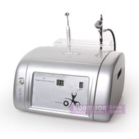 Wholesale Oxygen Injection Facial - Oxygen Machine For Beauty Salon Use Water Jet Peeling Oxygen Facial Beauty Machine With Oxygen Jet And Injection For Skin Rejuvenation CE