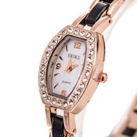Wholesale Diamond Hand Bracelets - Luxury Women's Fashion Skeleton Temperament Bracelet Watches Fine Dress Quartz Watch Couples Diamond Hand Chain Watch Watches 459