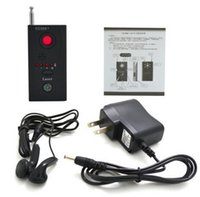Wholesale Gsm Bug Spy Listening Device - CC308+ Anti-Spy Camera Detector Multi-Detector Wireline Wireless Signal GSM BUG Listening Device Full-Frequency Full-Range All-Round Finder