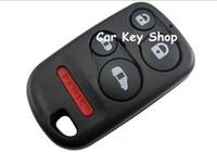 ingrosso gusci a distanza del pulsante honda-Chiave a distanza Keyless Entry chiave a conchiglia 5 pulsanti con tastierino per Honda Odyssey