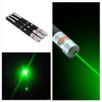 Wholesale Mini 5mw - 5mw 532nm green red blue Laser Pen Vert Mini Pointer Lazer Laser pointer Verde Presenter Laser pen Pointer Pen For Night teaching