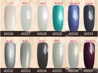 Wholesale Sell Soak Off Polish - hot sell 95 Colors Gel Nail Polish UV Gel Polish Long-lasting Soak-off LED UV Gel Color Nail Gel 7.3ml Pcs Nail Art Tools with free ship