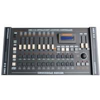 Wholesale Dmx Consoles - DMX console Dmx controller 504 channels with joystick stage light equipment to control par light moving head light
