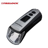 LED sports lux - TRELOCK German Professional MTB Cycling Riding Outdoor Sports LUX H USB Charger Lamps Bicycle Bike Safety LED Lights