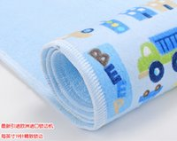 Wholesale Diapers Changing Mat - bamboo fiber Cotton changing diapers mat Baby Infants Reusable Durable Washable Waterproof Urine Mat Cover Changing Pad