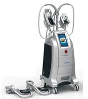 zeltiq serinletici toptan satış-4 Kolu Lipofreeze Criolipolisis Lipo Cryo Kriyoterapi Yağ Donma Zeltiq coolsculpting liposuction zayıflama güzellik makinesi
