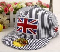 Wholesale Kids Wholesale Hiphop - New Kids Snap back Hat Caps Children's Boys Baseball Cap Casual Hiphop Hats 20p l free shipping