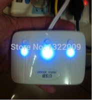 Wholesale Gps Points - GPS Free Shipping 2014 new car cigarette lighter one point three zones double USB charger 1drag3 converter distributor auto supplies