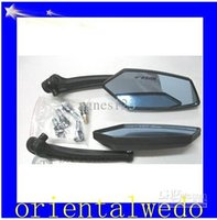 Wholesale Motorcycle Parts Mirrors - KOSO Mirror Sets For Scooters, Motorcycle, Scooter Parts top sale free shipping