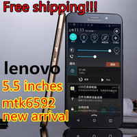 Wholesale lenovo k900 for sale - Freeshipping lenovo K910 pk lenovo s850 p780 Octa Core CPU GB RAM Android G WCDMA smart phone quot IPS GB Rom MP