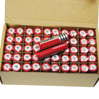 Wholesale Torch Cigarette Rechargeable Led Flashlight - 3000mAh Ultrafire 18650 Rechargeable lithium Li-ion Battery with PCB for E Cigarette LED Camera Laser Torch Flashlight(0213007)