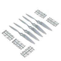 Wholesale Tracking Fixed Blade - 6x4 APC CCW Plastic Propeller Blade for RC Airplane Fixed-Wing Plane order<$18no track