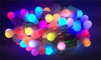 Wholesale hot girls string sexy - Light Led Foe Wedding Led Wedding Decoration LED Wedding Fairy Lights Solar Christmas Decorations Outdoor String Lights 30pcs Colorful