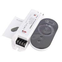 Wholesale Dc 12v Rf - 2-Channel Smart RF Light LED Dimmer Switch Remote Controller for LED Lighting (DC 12V-24V) Free Shipping