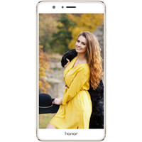 Original Huawei Honor V8 4 GB 64 GB Dual Lens 12.0MP Octa Core Kirin 955 LTE Handy 5,7 Zoll Android 6.0 NFC IR Remote S