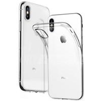 ingrosso casi ultra sottili del silicone iphone-Custodia in TPU ultrasottile per iPhone 11 Pro Max XR XS MAX X 7/8/6 plus Nota 10 S10 / S9 / S8 Plus P20 P30 Pro Cover morbida in silicone
