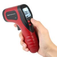 Wholesale digital rpm - Handheld LCD rpm meter Digital Photo Tachometer Laser Non-Contact Tach Range 2.5-99999RPM Motor Speed Meter +1pc Reflective Tape