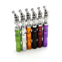 Wholesale X6 Mod E Cig Kit - E cig E Cigarette 1300mAh Mod Variable Voltage Electronic Cigarette kit with x6 X9 Atomizer