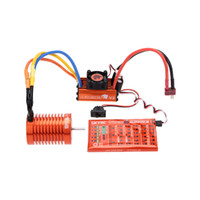 Wholesale Esc Program Card - New SKYRC 10T 3930KV Brushless Motor+60A Brushless ESC with 5V 2A BEC Linear Mode+Program Card Combo Set for 1 10 RC Car Parts order<$18no t