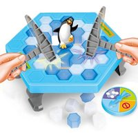 Wholesale making music games - Ice Breaking Save The Penguin Great Family Fun Game One Who Make The Penguin Fall Off Will Lose This Game