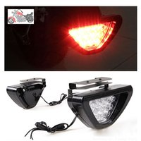 Wholesale Quad Bike Lights - LED Brake Tail Light for Quads Motorcycles ATV Dirt Bike Motorcross clignotant moto intermitentes cafe racer 72