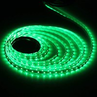 5m 300 LED SMD 3528 12V éclairage flexible 60 LED / m, NON-WATER PROOF bande de LED blanc chaud / blanc / bleu / vert / rouge / jaune