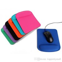 Wholesale Trackball Cable - Retail Wholesales Square Mouse Pad Comfy Wrist Rest For Optical   Trackball PC Mat Mice Pad Thick A3*