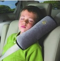 Wholesale Shoulder Belt Cushion For Kids - New Baby Auto Pillow Car Safety Belt Protect Shoulder Pad Vehicle Seat Belt Cushion for Kids Keep Safe Comfortable