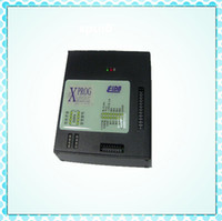 Wholesale Programme Ecu - Latest Arrival X-prog M 5.60 Chip Tuning Box XPROG M V5.60 ECU Programming With 20 Adapters