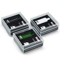 быстрая доставка атомайзеров оптовых-Аутентичные Yocan Cerum Распылитель Керамический Воск Испаритель Кварц Dual QDC Катушка Fit 1100 мАч Yocan Evolve Plus Батарея Быстрая доставка