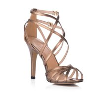 Wholesale cross strap wedding shoes for sale - Group buy 2016 Buckle Strap Wedding Shoes For Bridal Criss Cross Trapless HIgh Thin Heels Plus Size Bridal Accessories New Arrive Fashion Sandals