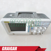 Wholesale Oscilloscope Scopemeter - Rigol DS1102E 100MHZ 2 Channels Oscilloscope Scopemeter 1GSa s 1M Memory 5.6'' TFT LCD Display