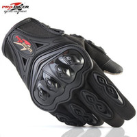 Wholesale Green Motorbikes - Outdoor Sports Pro Biker Motorcycle Gloves Full Finger Moto Motorbike Motocross Protective Gear Guantes Racing Glove
