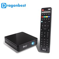 Android TV Box TVIP S805 Amlogic Quad Core 410 412 Com Linux Dual wifi 1G8G media player Android KK 4.4 Set top box