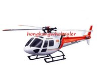 Wholesale Flybarless Helicopter Rtf - WLtoys Helicopter V931 RTF 6CH Brushless Motor Flybarless RC 3 Blade AS350 Scale Helicopters Helicoptero