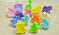 3d Karikaturkuchenschneider Kaufen -81styles 3D Fondant Kuchen Sugarcraft Cookie Cutter Biskuit Form Dekoration Cookies Cartoon Brief Hand Frühjahr Cookie Presse