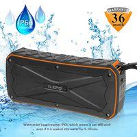 лучшие беспроводные колонки оптовых-Лучший портативный Bluetooth динамик супер бас стерео звук мобильные колонки IP66 водонепроницаемый беспроводные колонки BT4.1 Заряд Динамика