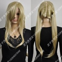 Wholesale Wig Soul Eater - Free Shipping>>>Soul Eater Cosplay wig Princess Wig high Temperature Wire wig Styling Hair