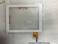 Wholesale Tablet Newpad - 8 inch tablet pc replacement capacitive touch screen touch panel digitizer Newpad A8 M88 Quad FM800701ZA ZY TOUCH