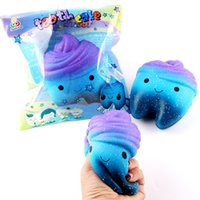 Wholesale Horror Charms - PU Star Tooth Squishy Slow Rising Charms Queeze Kid Toys