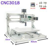 pcb cnc makinesi toptan satış-CNC 3018 ER GRBL kontrol Diy CNC makinesi, 3 Eksen pcb Freze makinesi, Ahşap Router lazer gravür, en iyi oyuncaklar