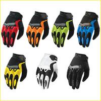 Wholesale Motocross Biking Gloves - Cycling Rider Racing Motocross Outdoor Gear Gloves Mountain Biking Climbing Gloves