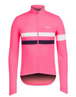 Wholesale Cross Country Jackets - Wholesale-High quality Rafer long sleeve version of long sleeve cycling jerseys 2016 Pro Team Jersey cross-country road cycling jacket