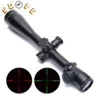 Wholesale Leupold Mil Dot Rifle Scopes - Leupold MARK4 3.5-10X50 M1 Red and Green Mil-dot Illuminated Tactical Rifle Scope Sniper Scope For Air Rifle Hunting