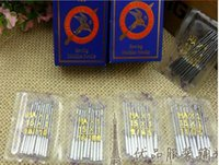 Wholesale Sew Machine Needles - 100pcs(11# 12# 14# 16# 18#)10 per bag Household Sewing Machine Needles HA*1 For Singer Brother Janome Toyota Juki also fit old sewing macine
