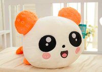 Wholesale Cute Christmas Couples Gifts - Plush toys Panda panda Creative gift Cute panda Christmas gift The couple doll