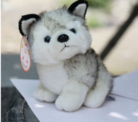 Wholesale husky stuffed doll soft toy animal plush dog cm size pc