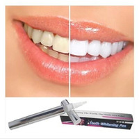 Wholesale Tooth Whitening Devices - Teeth Whitening Pen Soft Brush Whiten Teeth Dental Care Products Device White Smile Pen Tooth Whitening Pen Whiten Tooth Tools
