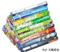 hint çubukları toptan satış-150 ADET / GRUP Hint El Yapımı DARSHAN Tütsü / Çubuk Tütsü / Tütsü Çubukları Çoklu Koku