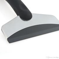 Wholesale Black Car Shovel - Free Shipping Mini Auto Car Vehicle Snow Ice Shovel Scraper Removal Clean Tool Black 21111